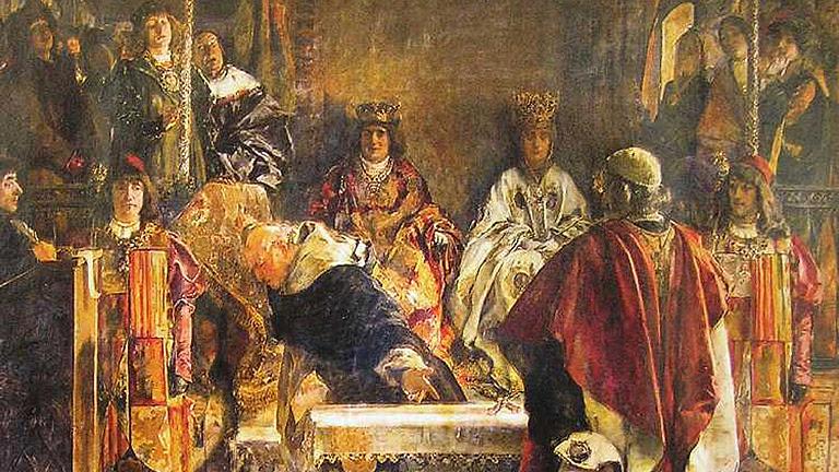 Isabel - ¿Por qué Isabel y Fernando expulsaron a los judíos?