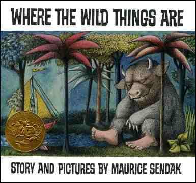 أين ذهبت الأشياء البرية - الكتب الاكثر مبيعا في التاريخ