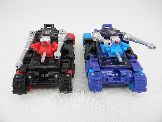 Transformers Frenzy & Rumble United Scout - modo alterno