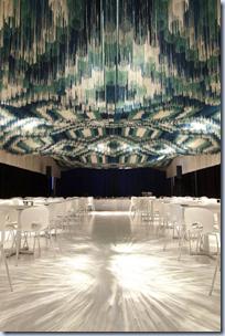 The Monsoon Club ceiling
