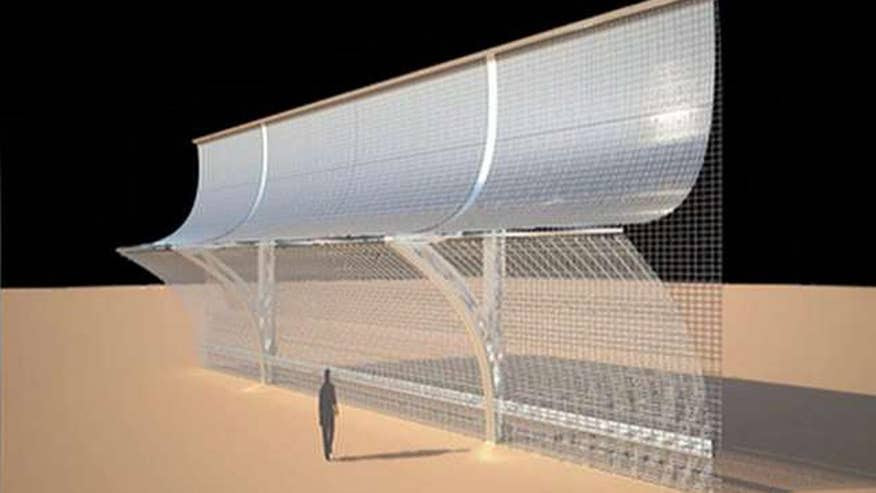 Image result for Trump administration plans border wall models in summer