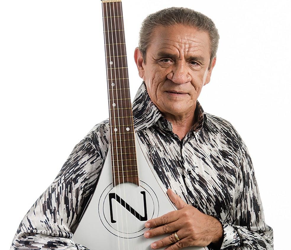 Zé Ramalho se apresenta na Concha Acústica, em Salvador (Foto: Divulgação)