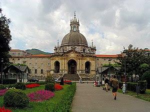 Birth place and sanctuary of Saint Ignatius of...