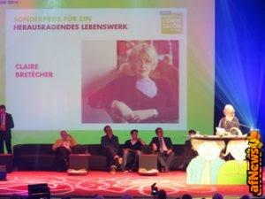 A Bretécher e Luz honorés il premio Max und Moritz ad Erlangen 2016