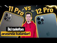 iPhone 12 Pro vs iPhone 11 Pro! - Sakın bu hataya düşme! - ShiftDelete.Net