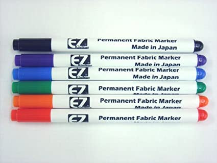 EZ Quilting- Permanent Fabric Markers