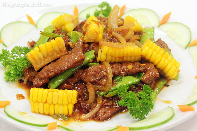 Shredded Beef Tenderloin Strips with Japanese Sauce P600 P900 P1200