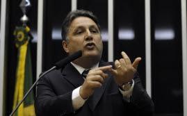 Anthony Garotinho na tribuna da Câmara dos Deputados (Crédito: Agência Brasil)