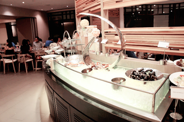 Straits Cafe buffet @ Rendezvous hotel 3