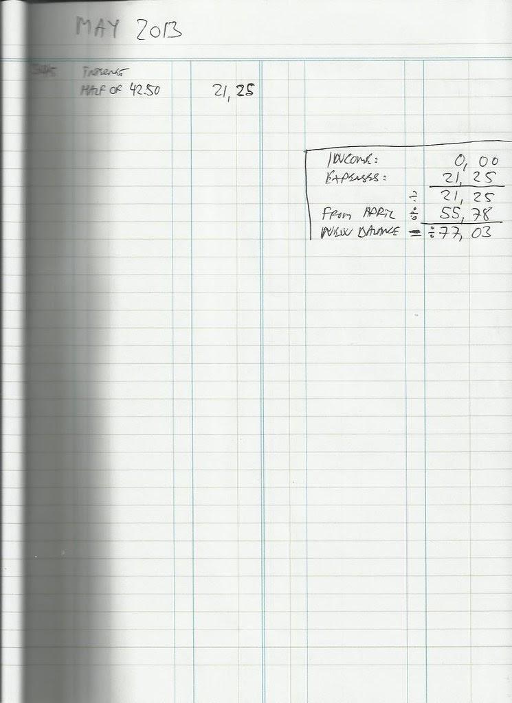 books may 2013