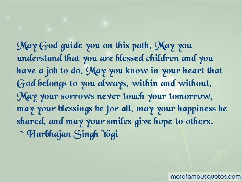 God Guide You Quotes Top 38 Quotes About God Guide You From Famous
