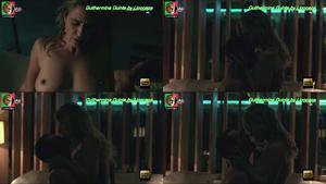 Guilhermina Guionle nua na serie Verdades Secretas