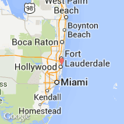 Villesco Hollywood Etats Unis Florida Broward