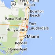 Villesco Hollywood Etats Unis Florida Broward