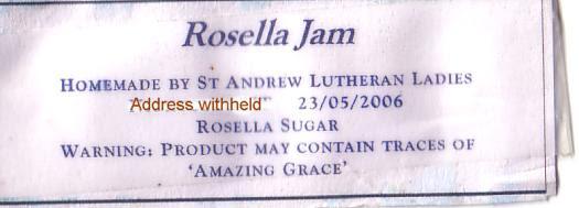 rosella jam1