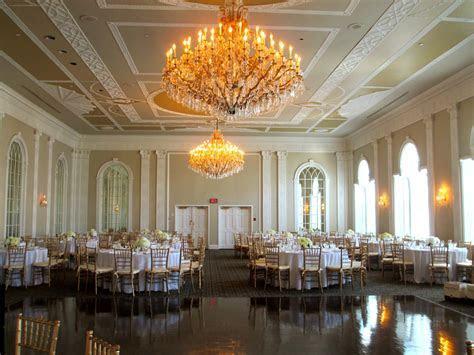 beautiful ballroom at the Oceanfront Berkeley Hotel in