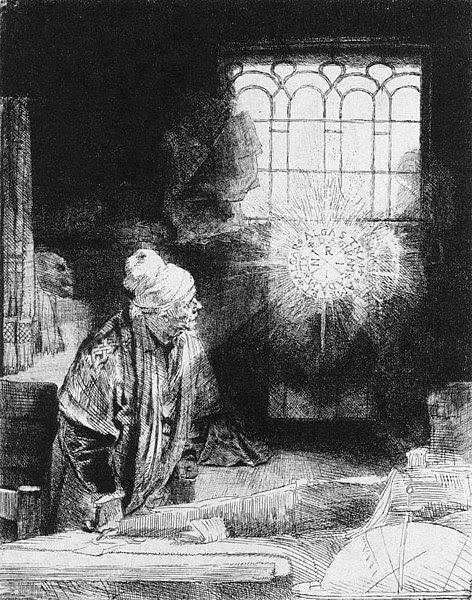 Ficheiro:Rembrandt, Faust.jpg