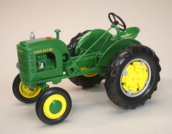 JDM-279 - Spec-cast John Deere LA Tractor