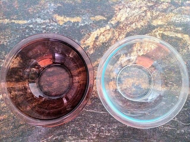1 Quart Pyrex Bowls