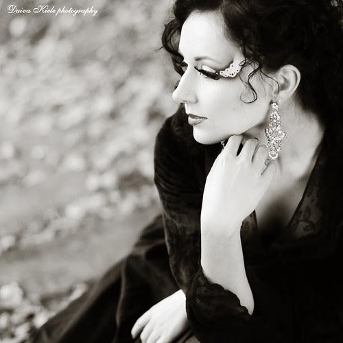 My lady of autumn...