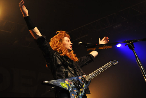 Megadeth images Dave Mustaine HD wallpaper and background photos (29128884)