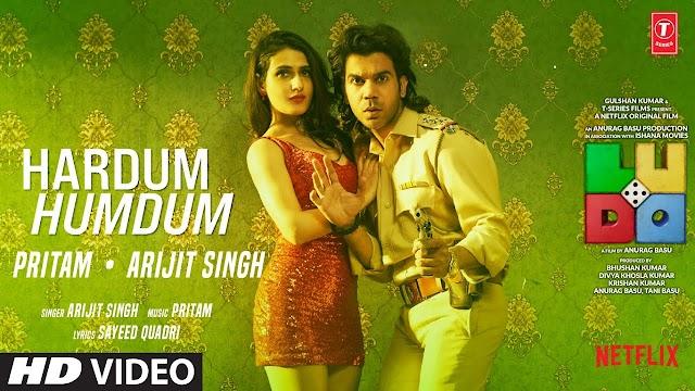Hardum Humdum Lyrics - Arijit Singh Lyrics