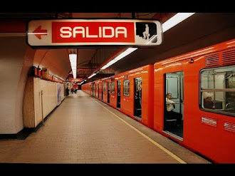 Relatos aterradores del metro de la Ciudad de México