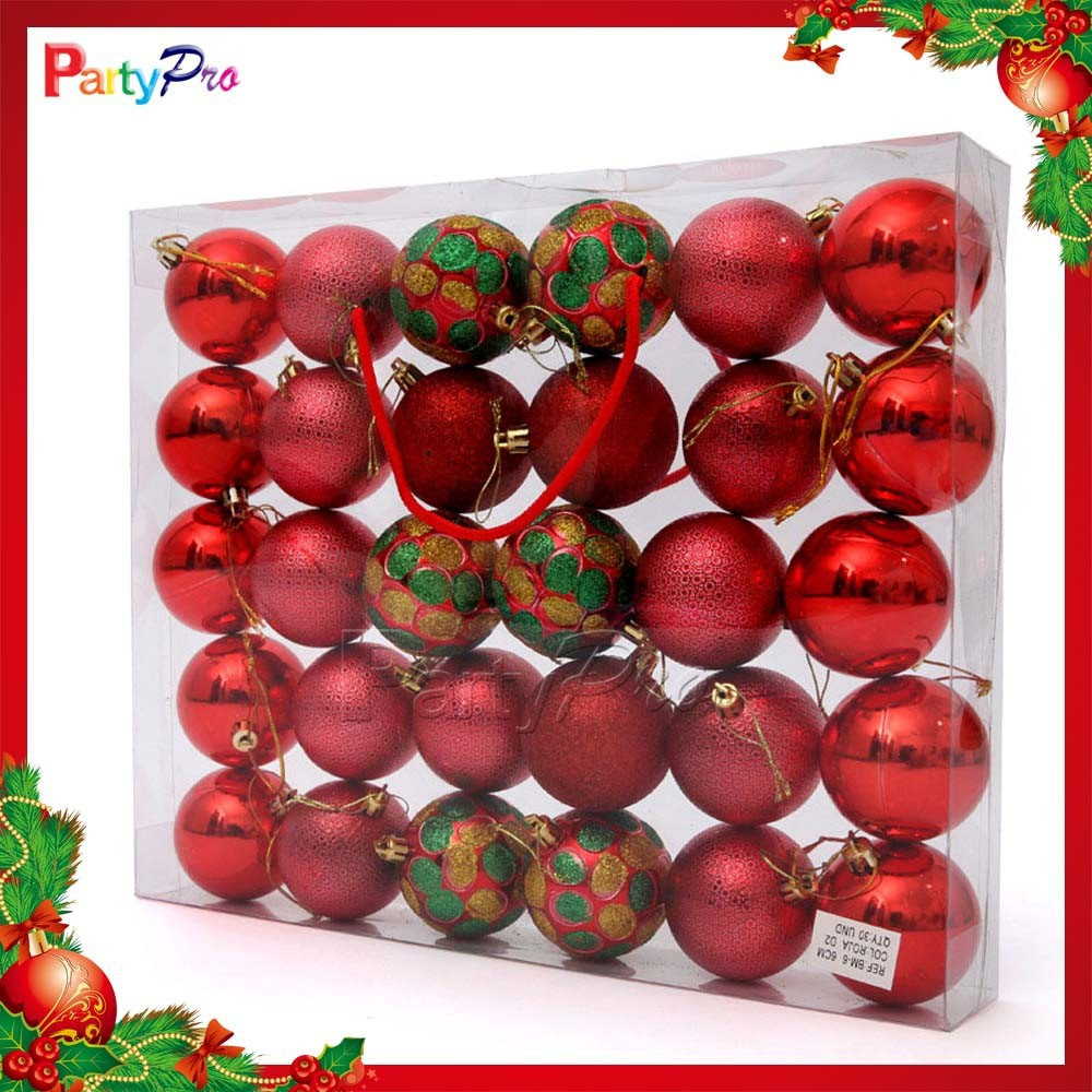 wholesale hot sale clear plastic christmas ball ornaments - Christmas Ball Ornaments Bulk