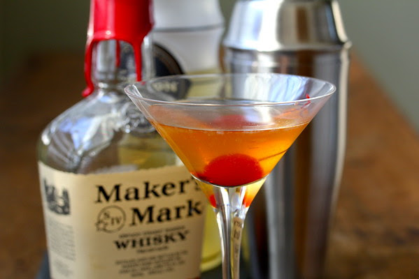 Ginger Gold Rush Cocktail