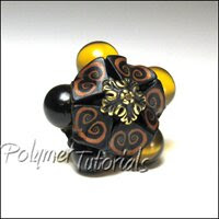 Mixed Media Beads Tutorial