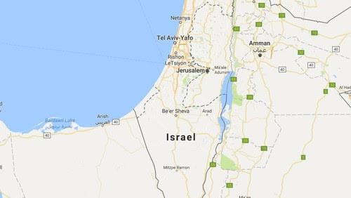 Google Diprotes: Mana Negara Palestina?