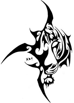 Animales Con Estilo Tribal Para Tatuajes Y Diseños Mil Recursos
