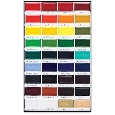 Kuretake Gansai Tambi Watercolor Sets