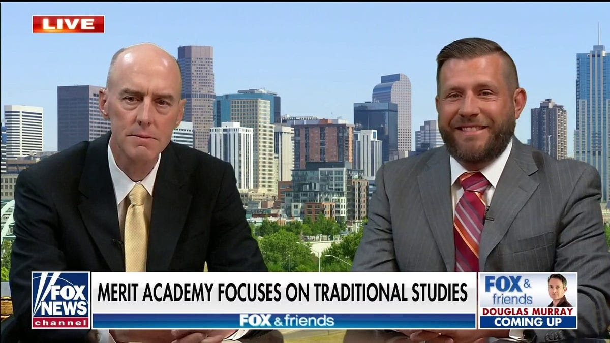 Colorado parents create 'no-politics' public school with focus on traditional studies