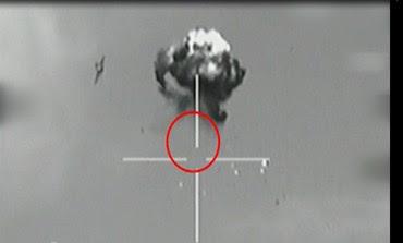 IAF shoots down UAV that entered Israeli airspace