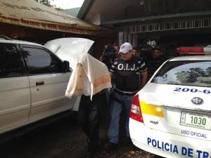 """13 tráficos detenidos por cobrar """"mordidas"""""""