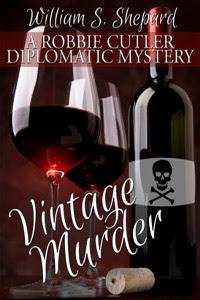 Vintage Murder by William S. Shepard