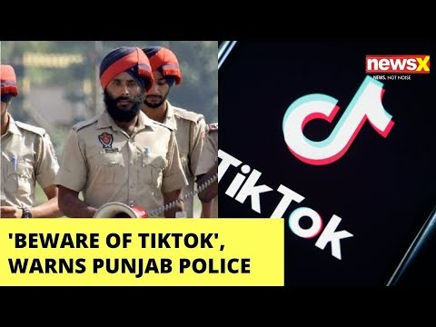'Beware of Tik Tok Download Links' | Punjab Police Warns | NewsX