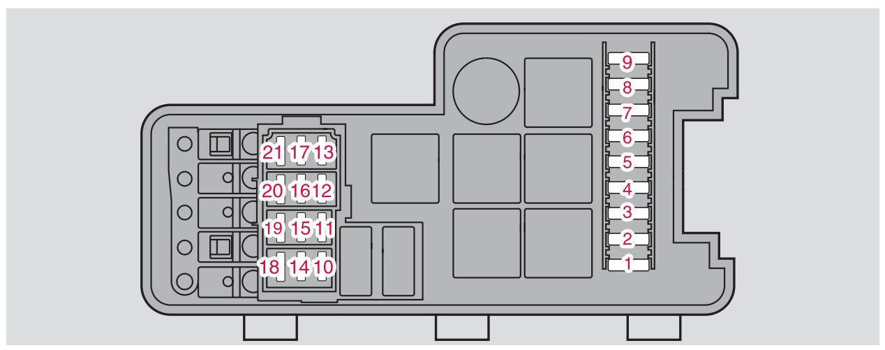 2006 Volvo Xc70 Fuse Box Wiring Diagram Draw Data A Draw Data A Disnar It