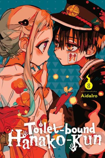 Toilet Bound Hanako Kun Vol 8 By Aidairo Nook Book Ebook Barnes Noble