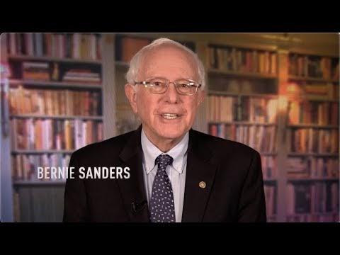 Bernie Sanders running for US President 2020