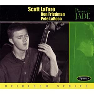 Scott Lafaro Pieces of Jade cover