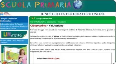 http://www.primaria.scuola.com/prima_Valutazione.asp