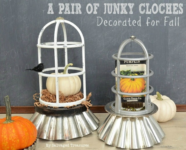 junky fall cloches