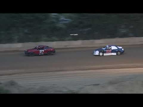 Jackson County Speedway | 6/18/21 | Compact Heat 2