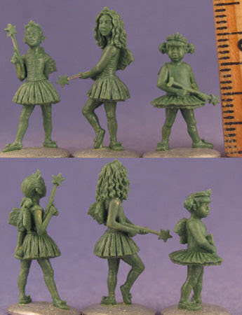 Magical Ballerina Fairy Princess Infantry