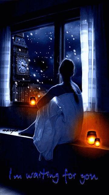 Quando a noite chega...