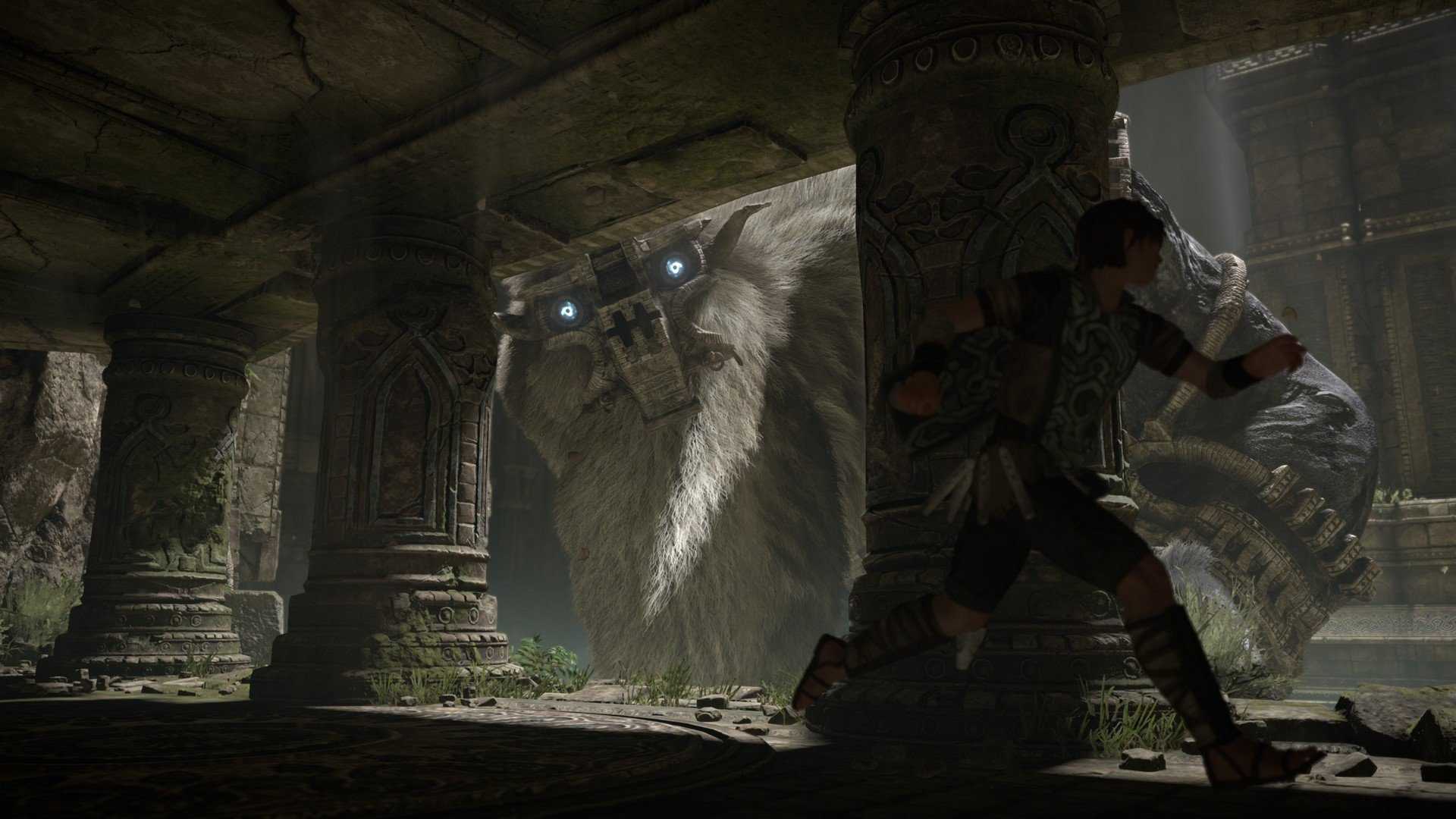 Shadow Of The Colossus Review Ps4 Push Square