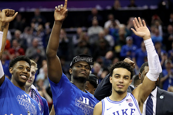 Google News - Duke is No. 1 overall seed in NCAA Tournament - Overview 9482a1ca8435