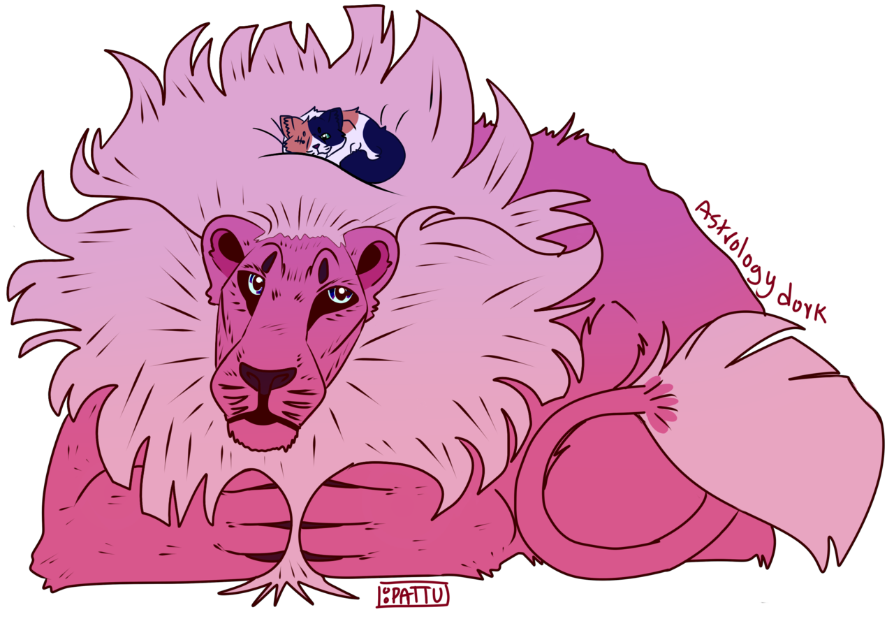 """Lion and Cat Steven"" I really enjoyed this episode and decided to draw my favorite part!"